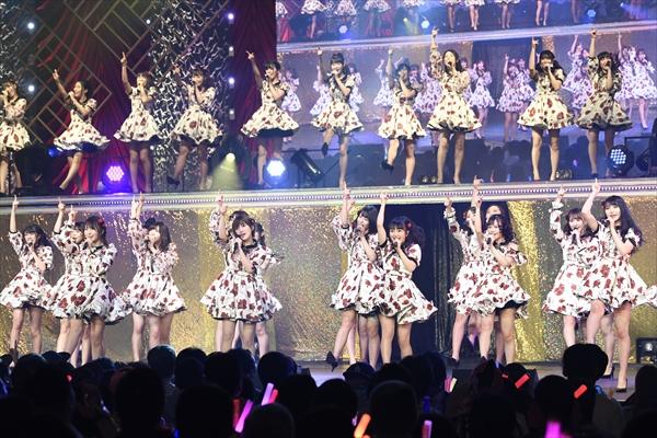 """向井地美音「私たちは""""今""""を引っ張っていきたい!」AKB48グループTDCホール公演開幕"""