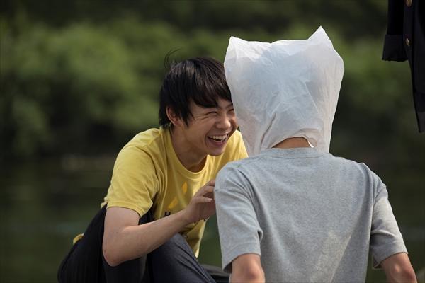 <p>「サイモン&タダタカシ」メイキング</p>