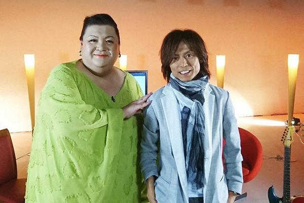 マツコ&つんく♂が夢の対談!『SWITCHインタビュー 達人達』1・20放送