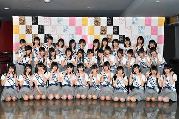 横山由依「新しい風を吹かせてほしい」『AKB48ドラフト会議』55名を指名