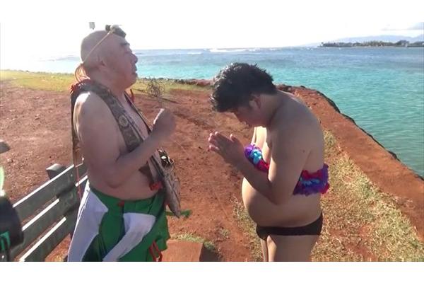 バナナマン日村勇紀がハワイの心霊ツアーで大爆笑!?『日村がゆく』1・24放送