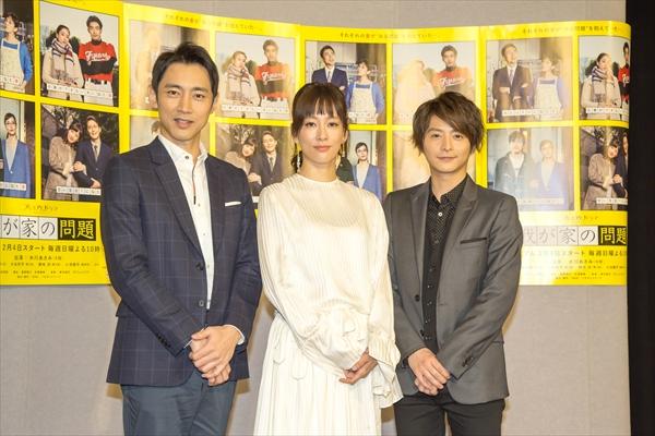 水川あさみが結婚を意識!? 4人の妻を1人で演じ「楽しいんだろうなって思います」