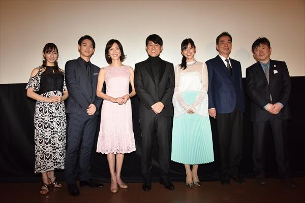 原田泰造、山本未來&小西真奈美にデレデレ「役がまだ抜けていないのかも…」