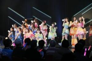 HKT48チームKIV「制服の芽」公演