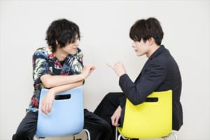 黒羽麻璃央×崎山つばさインタビュー