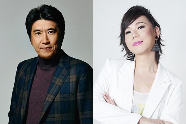 石橋貴明&ミッツが異色タッグ!フジ月曜23時枠で大人のトーク番組