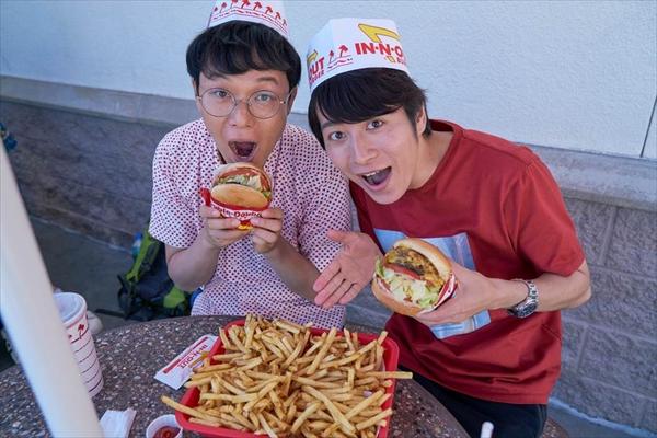 村井良大&佐藤貴史がLAで人気のバーガーショップへ!『俺旅。』第6回 2・13放送