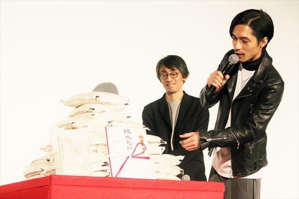 錦戸亮、お米80キロのサプライズに「爆発とかせぇへんのかな」