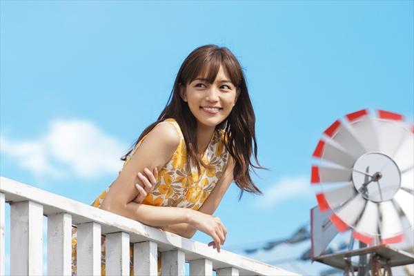 川口春奈のキラキラ満載!主演ドラマ「しろときいろ」予告編解禁