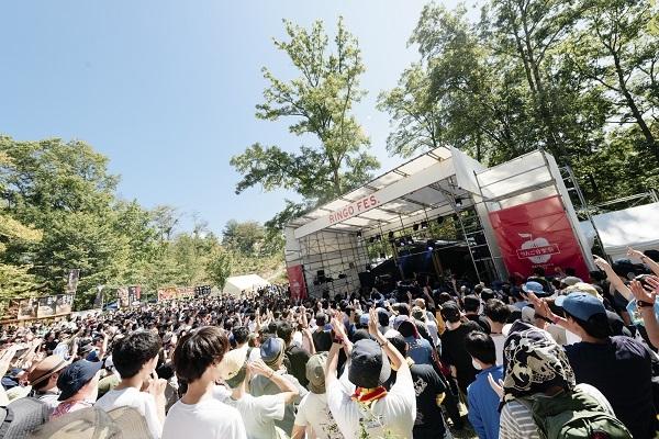 「りんご音楽祭 10years Kick Off パーティー 名古屋」第1弾出演者決定