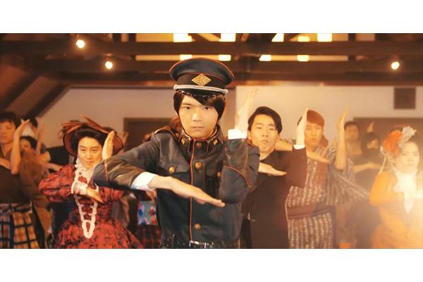 古川雄輝がブレイクダンス!映画「曇天に笑う」出演陣が踊るダンスPV公開