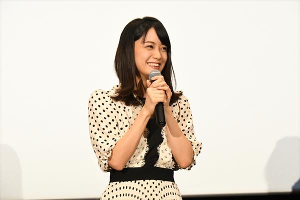 深川麻衣、監督の手紙に涙「私こそ皆さんに感謝」初主演作「パンとバスと2度目のハツコイ」公開