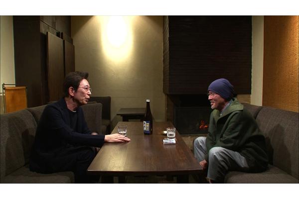 火野正平、初対面の古舘伊知郎に「テレビで見ていた人だ!」『トーキングフルーツ』2・20放送