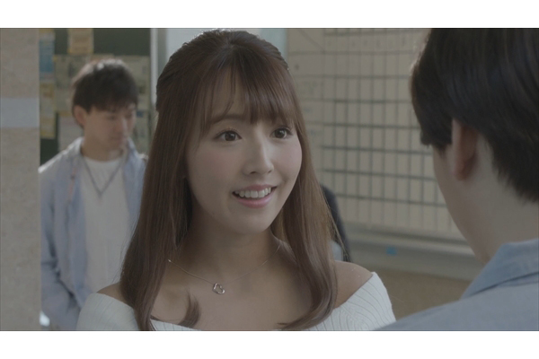 セクシー女優・三上悠亜が誘惑「ガッチガチが好きなの」『やれたかも委員会 誘う女編』2・24放送