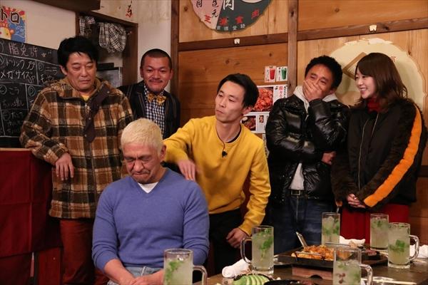 カミナリ・たくみが松本人志の頭をひっぱたく!?『ダウンタウンなう』2・23放送