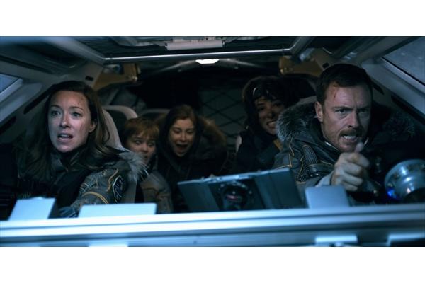 Netflix「ロスト・イン・スペース」予告映像解禁!名作SF『宇宙家族ロビンソン』を新たに映像化
