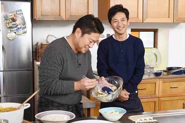 絶品レシピ満載!TOKIO 国分太一×栗原心平『男子ごはん』DVD&BD収録内容決定