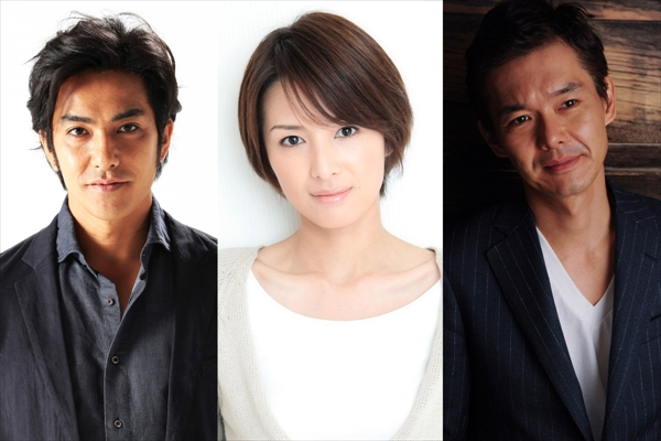 坂口健太郎主演『シグナル』に北村一輝、吉瀬美智子、渡部篤郎が出演決定