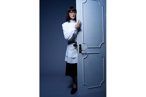 TOKIO 松岡昌宏『家政夫のミタゾノ』続編で再び女装姿「何でも来い!」