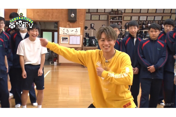 愛されリーダー・白濱亜嵐がメンバーにイジられまくり!?『GENERATIONS高校TV』3・18放送