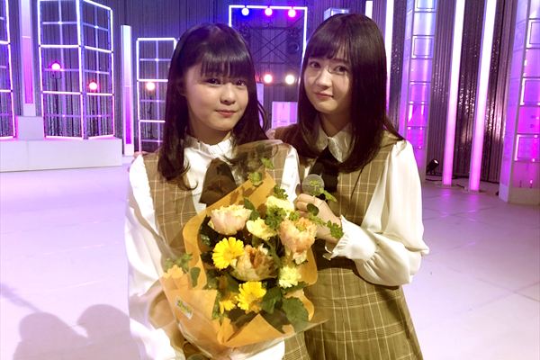 """SKE48・市野成美、最後の歌収録は江籠裕奈との""""えごなる""""で「寡黙な月」"""