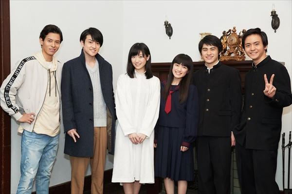 Sonar Pocketの名曲が前島亜美ら出演でドラマに「FHIT MUSIC♪」配信開始