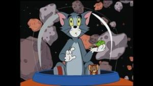 「トムとジェリー:火星へ行く」
