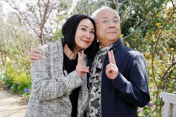 小堺一機、初MCの浅野温子に白旗「バラエティー業界が度肝を抜かれる」『かたらふSP』3・31放送