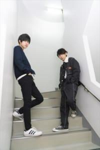 阪本一樹&須賀健太インタビュー
