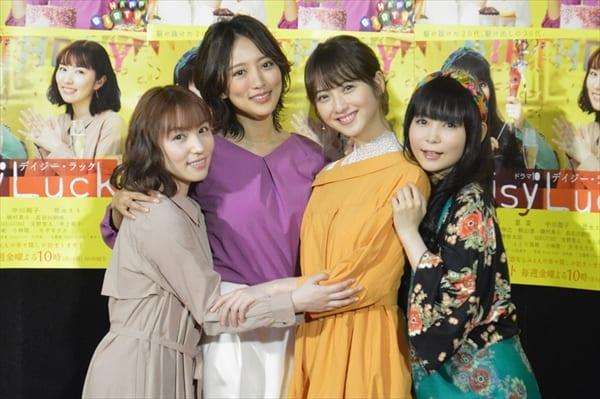 佐々木希、30代迎え「体の変化すごく感じる」主演ドラマ『デイジー・ラック』PR