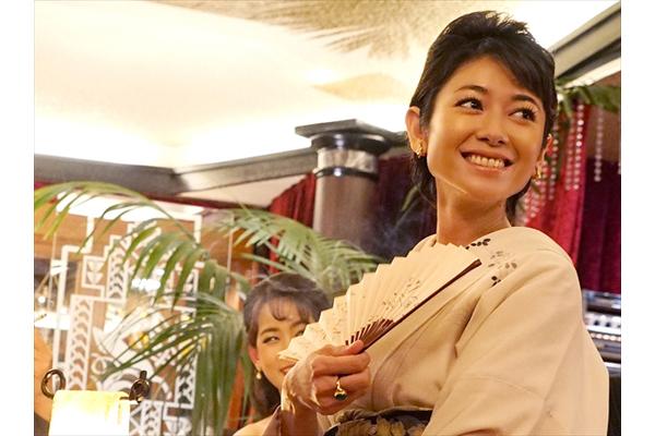 真木よう子が着物&ドレスでクラブママを好演『孤狼の血』新場面写真解禁