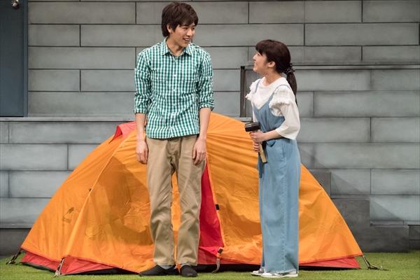 上白石萌音「こんなにお芝居って深いんだ」竹中直人×生瀬勝久『火星の二人』開幕