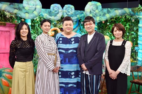 榮倉奈々がママになって初のバラエティ出演!『山里&マツコ・デトックス』2週連続放送