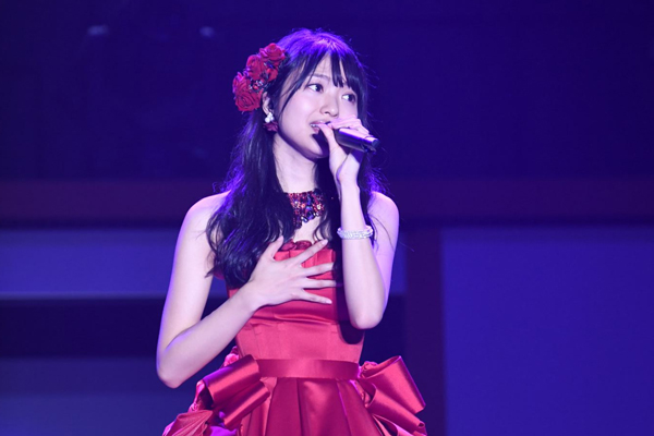 NGT48・北原里英「私を救ってくれたのは新潟」卒業コンサートでメンバー、ファンに感謝