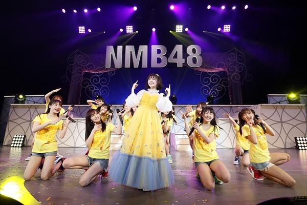 <p>「NMB48 市川美織 卒業コンサート」&copy;NMB48</p>