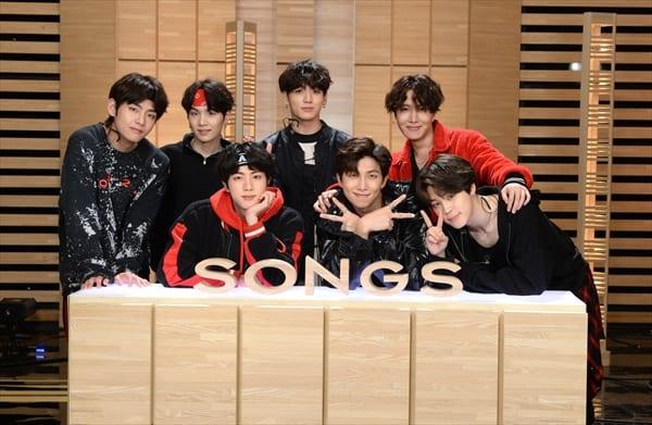 BTSが代表曲3曲を披露!メンバーのインタビューも『SONGS』4・28放送