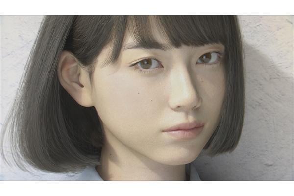 成長したCGキャラクター・Sayaを『サイエンスZERO』が独占取材