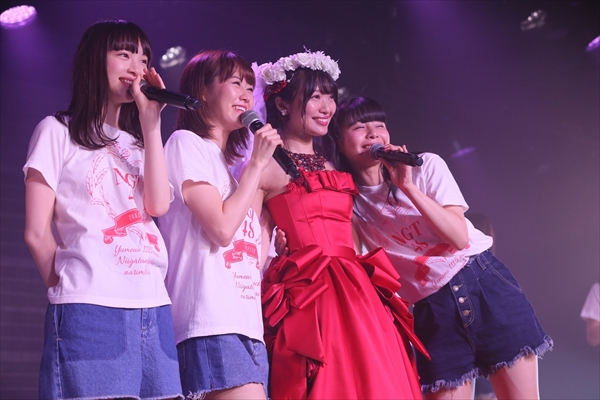 NGT48・北原里英、神曲「Maxとき315号」でアイドル人生に幕