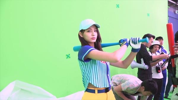 <p>「ワイモバ学園」シリーズ第4弾「カラフル野球部」篇メイキング</p>