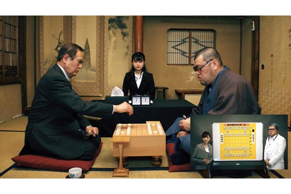 野爆くっきーが「スター・ウォーズ」を将棋で表現!?監督・脚本・主演のオリジナル映像解禁