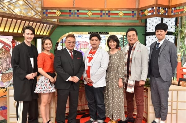 MCはサンドウィッチマン!日本の伝統的な仕事に挑む外国人の若者に密着『ウチの子 ニッポンで元気ですか?』5・3放送