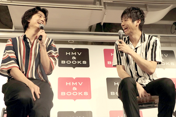 『デメキン』健太郎&山田裕貴、衣装かぶりに「正樹と厚成の絆」