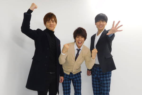 BOYS AND MEN 水野勝×平松賢人×吉原雅斗インタビュー 映画「人狼ゲーム インフェルノ」