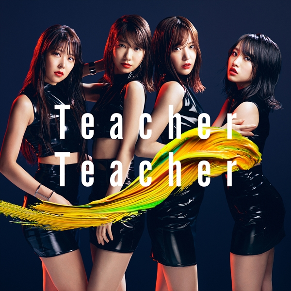 <p>AKB48「Teacher Teacher」通常版C&copy;You, Be Cool!/KING RECORDS</p>