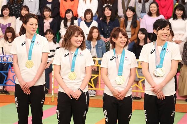 嵐が平昌五輪金メダルチームと対決!『VS嵐』5・10放送