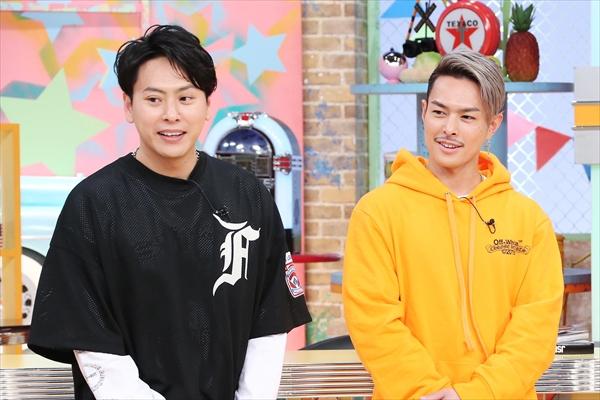 三代目JSB 山下健二郎&今市隆二が自転車発電対決!『所さんのそこんトコロ!』5・11放送