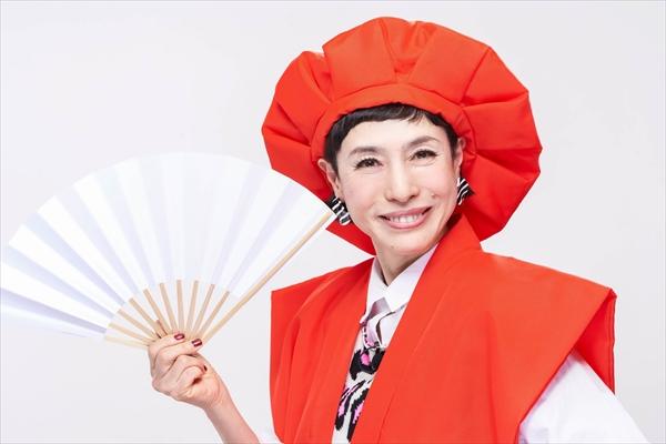 今年60歳の久本雅美が赤いちゃんちゃんこ姿を披露!『ヒルナンデス!』5・11放送