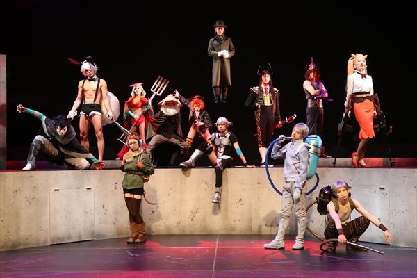 北村諒らのコメント到着!舞台「十二大戦」東京公演開幕