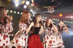 AKB48峯岸チームK「最終ベルが鳴る」公演