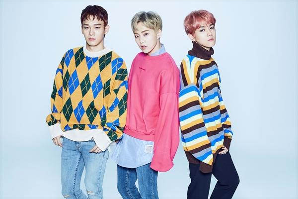 EXO-CBX 初アリーナツアー横アリ公演 WOWOWで7・22独占放送